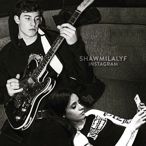 can they hang out please  #shawmila #shamila #shawnmendes #camilacabello #manip