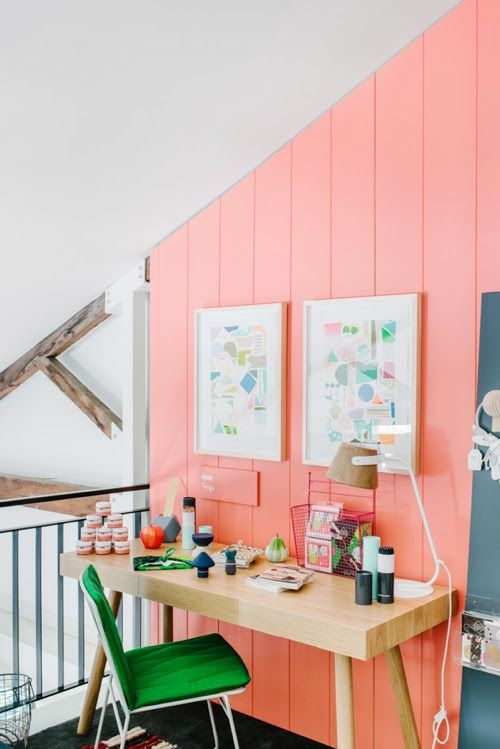 93 best Bright + Colourful Rooms images on Pinterest | Sweet home ...