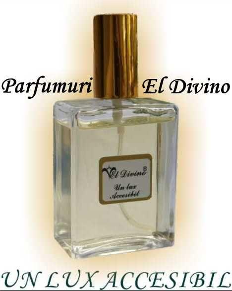 El-Divino este producator de parfumuri si distribuitor de produse cosmetice din 2005, ce sunt fabricate numai din esente frantuzesti, din regiunea Grasse, preparate conform retetelor originale.