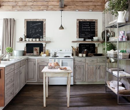 lovely whitewashed oak kitchen cabinets | 16 best images about white washed kitchen cabinets on ...
