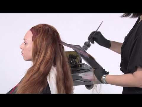 Wella Innosense Color and Style - YouTube