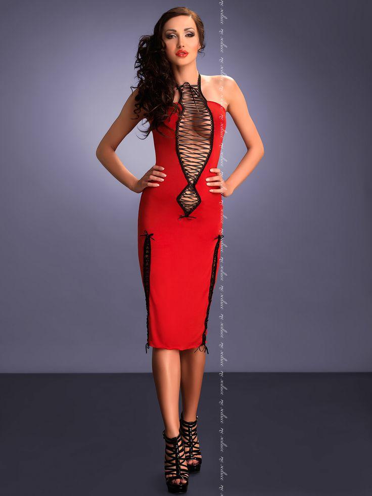 Clubwear Me Seduce Maxima Red