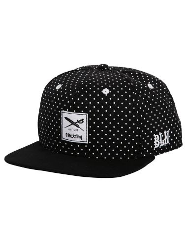 """Dot n Roll Snapback [black] *** IRIEDAILY """"Fight for your Ride"""" - Early Fall 2015 Collection OUT NOW: http://www.iriedaily.de/blog/iriedaily-early-fall-2015-collection-out-now-2/"""