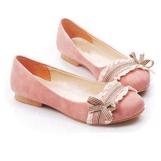 Buy 'Smoothie – Ribbon-Accent Flats' at YesStyle.com plus more China items and get Free International Shipping on qualifying orders.