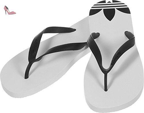 Adidas Adi Sun tong 5,0 whiteblackwhite Chaussures