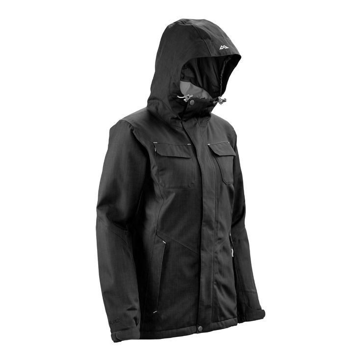 Buy Stromsdal Women's 2 Layer Waterproof Snow Sport Jacket v3 - Black online at Kathmandu