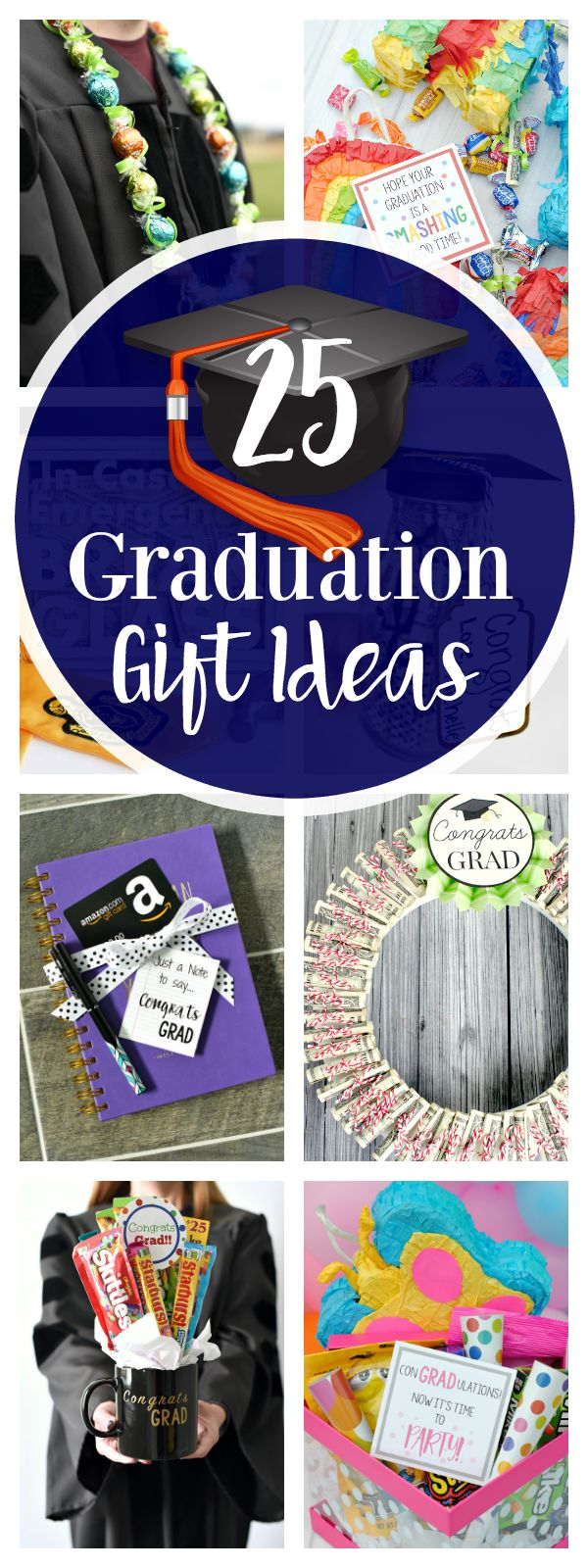 Ideas for Graduation Gifts