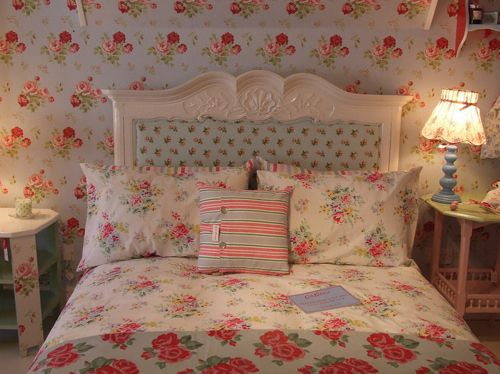 15 best images about cath kidston esque bedroom on for Cath kidston bedroom ideas