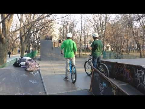 Herastrau Crew / 2013 Spring BMX Edit