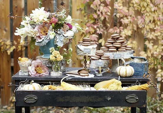 Whoopie pie bar -: Dessert Tables, Buffet, Sweet, Wedding Ideas, Table Setting, Whoopie Pies, Party Ideas