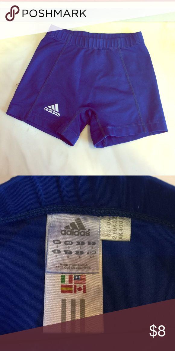 Adidas Royal Blue Spanx Size Small Royal blue spanx size small Adidas Pants