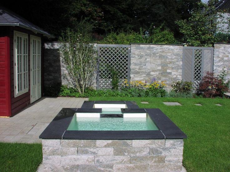 Fesselnd Wasser Im Garten   Modern Decor   Pinterest   Modern