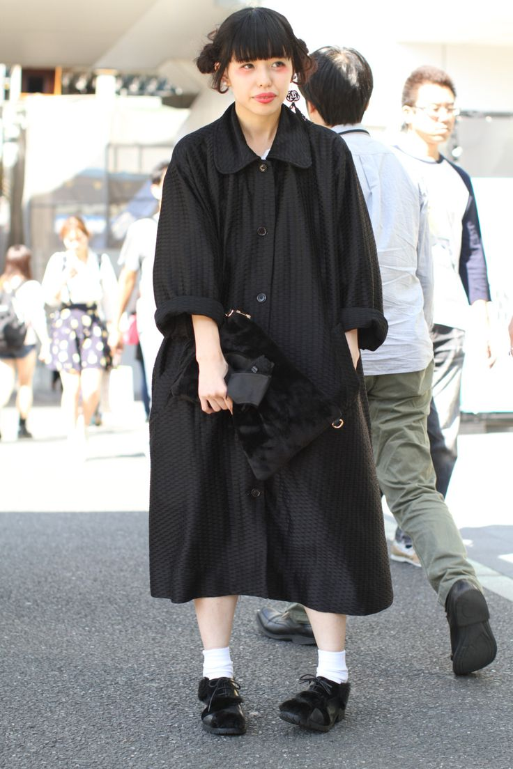 They Are Wearing: Tokyo Fashion Week Spring 2016 | WWD