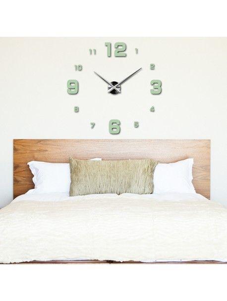 Die besten 25+ Große wanduhren Ideen auf Pinterest Wanduhren - moderne wanduhren wohnzimmer