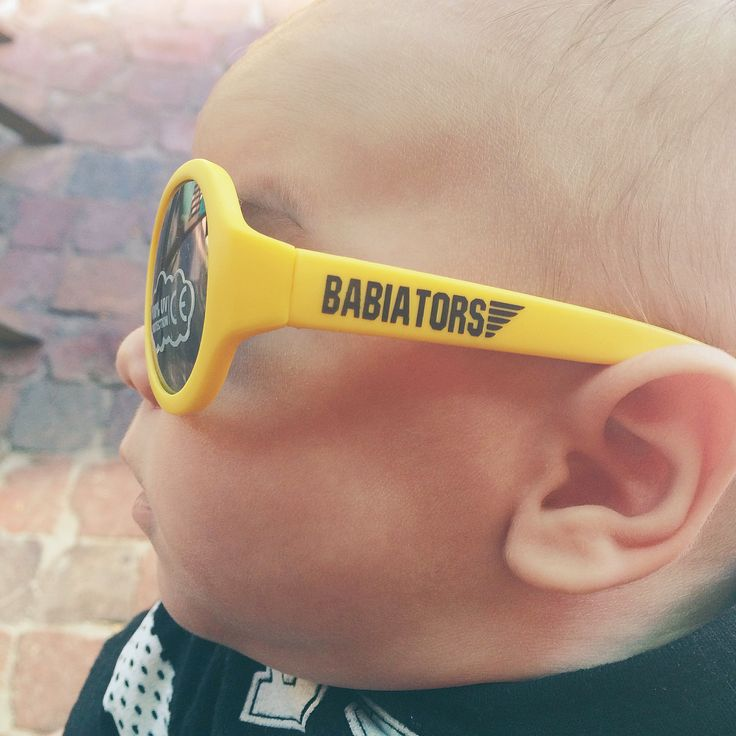 {Product Review} Babiators - Durable Sunglasses For All The Cool Kids (and babies)!