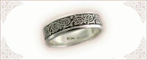 Wedding ring (celtic)