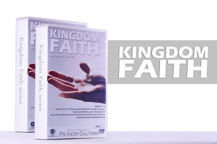 [DVD] Kingdom Faith  #IndriGautama #Christian #Kingdom #Faith
