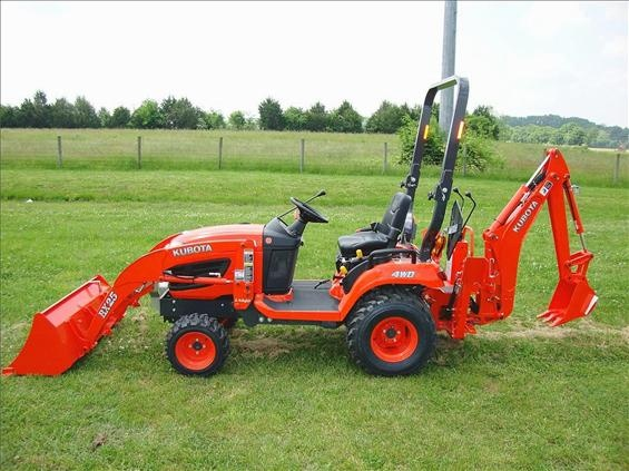 Kubota Bx2360 Accessories : Best images about kubota bx d on pinterest we