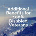 Additional 100% Disabled Veteran Benefits