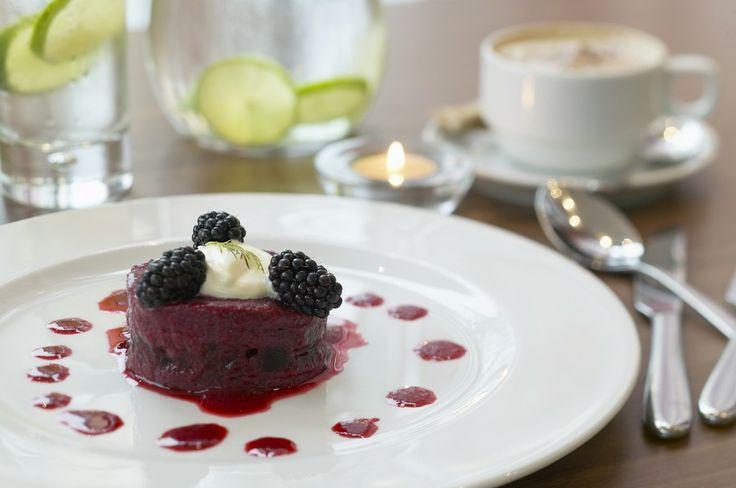 Clayton Hotel Leeds-Delicious Food