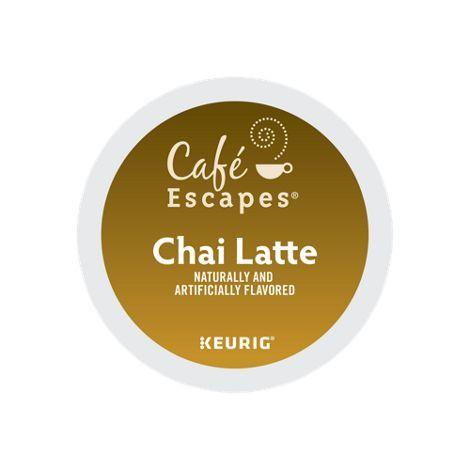 Café Escapes® Chai Latté Specialty