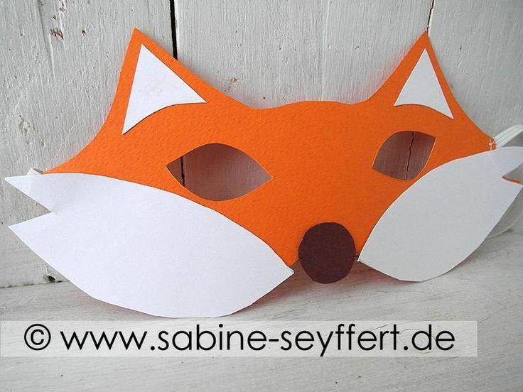 25 trendige fuchsmaske ideen auf pinterest fuchs maske. Black Bedroom Furniture Sets. Home Design Ideas