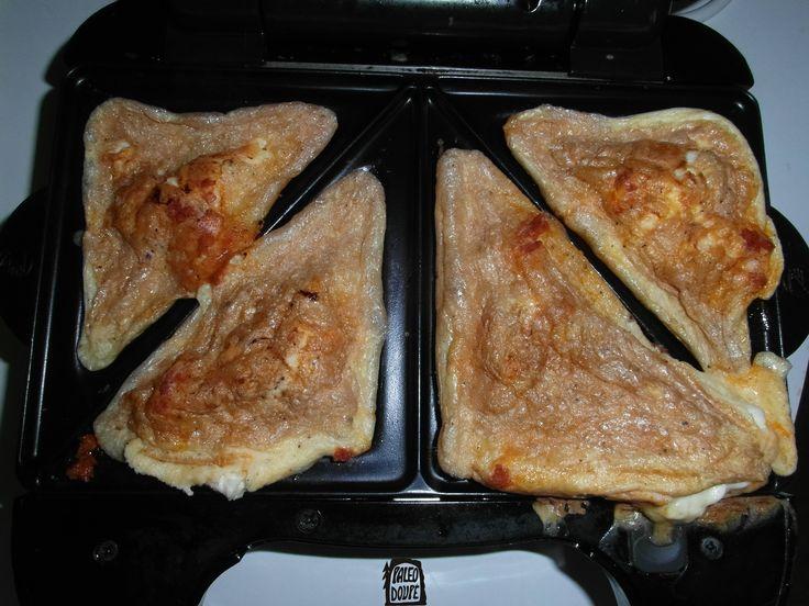 Vaječný sandwich (sendvič)