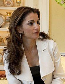 Queen Rania of Jordan - Wikipedia, the free encyclopedia