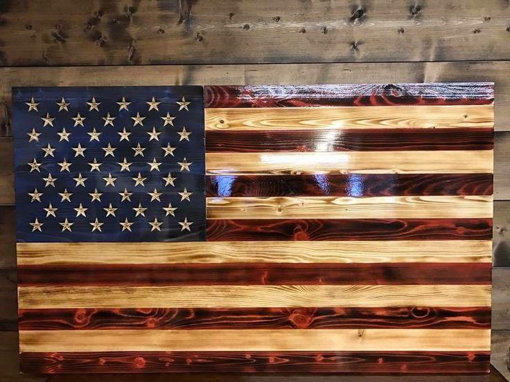The Rustic Flag Company