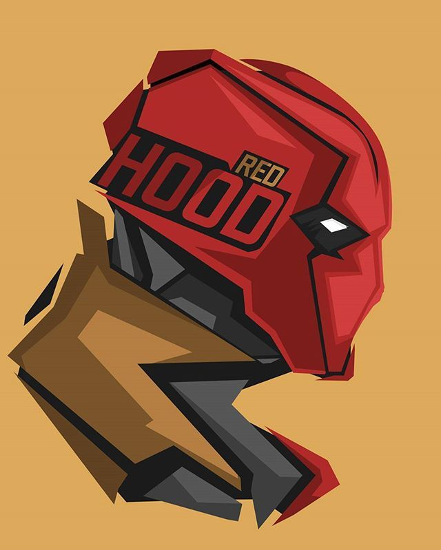 Last one for the night and now for some Zzzz..... - Red Hood #popheadshots