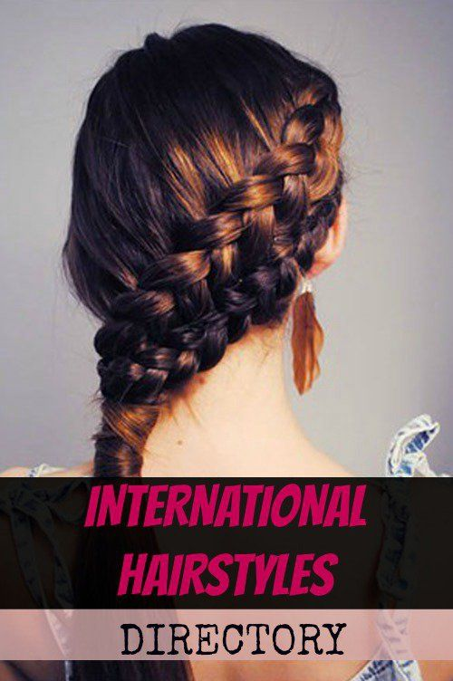 """""""International Hairstyles Directory"""" - a story by @aanch1102"""