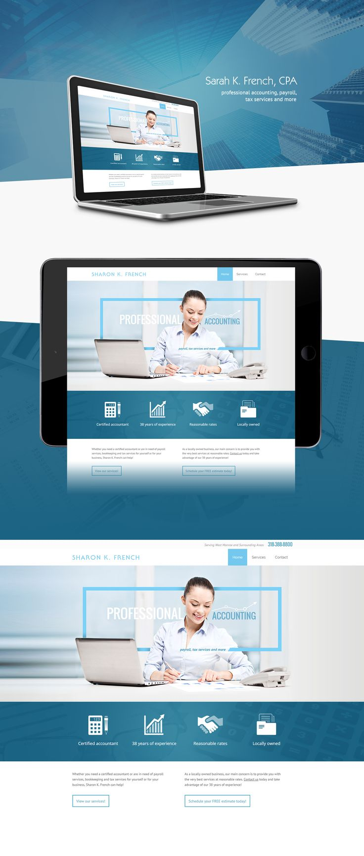 Accounting on Behance