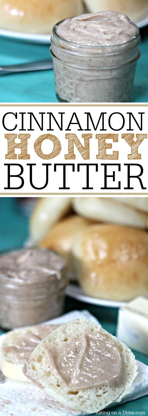 This Texas Roadhouse cinnamon butter recipe is easy to make. With just 4 ingredients you can make this easy cinnamon honey butter recipe in minutes! Try this Texas Roadhouse Cinnamon butter recipe today!