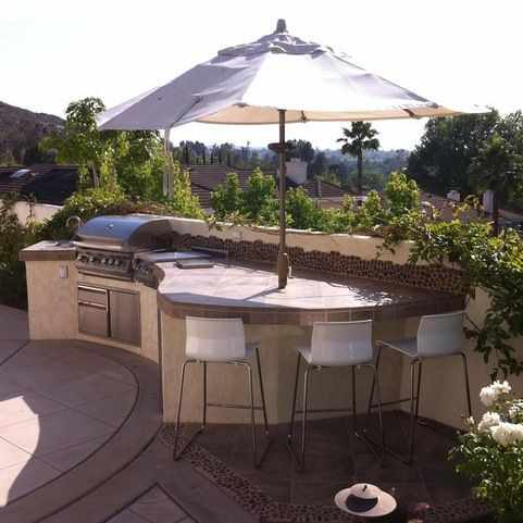 18 best Ideas for the House images on Pinterest | Outdoor kitchens ...