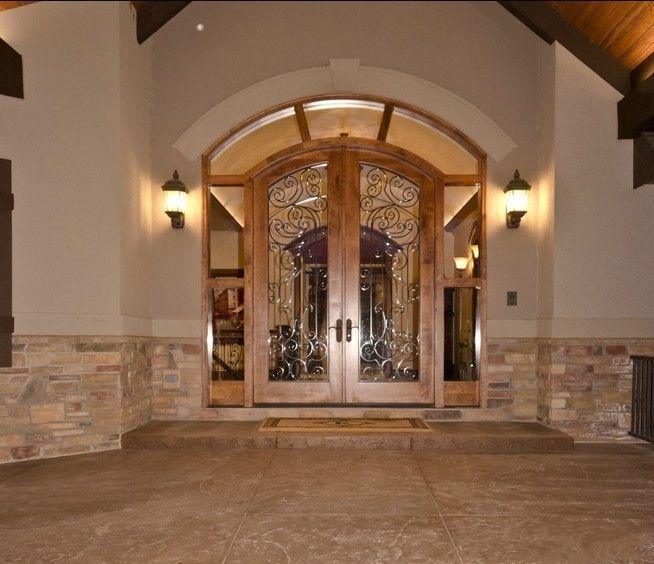 Glass Fire Doors
