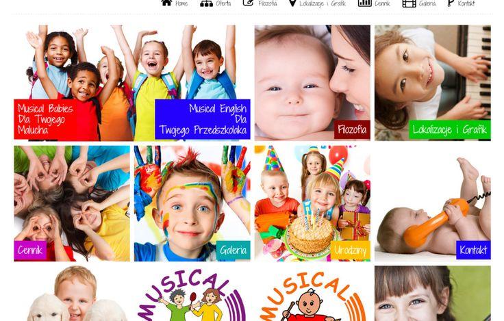 Website - http://musicalbabies-warszawa.pl/