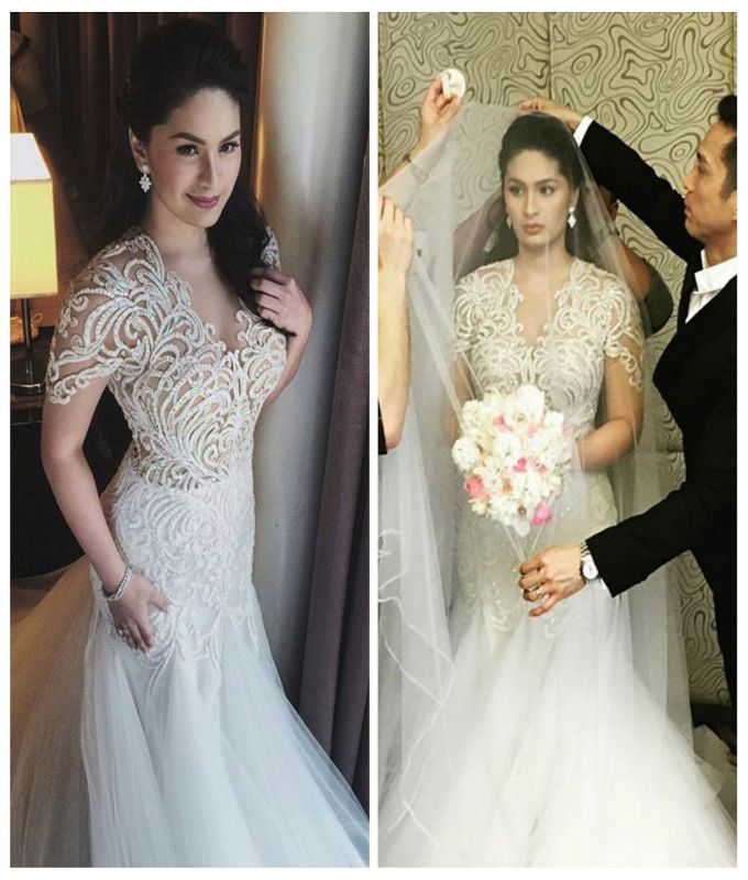 Judy Ann Santos Wedding Dress