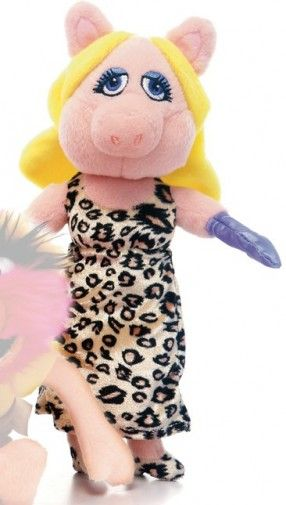 """Muppets Toys - MISS PIGGY MUPPETS TOY 8"""""""