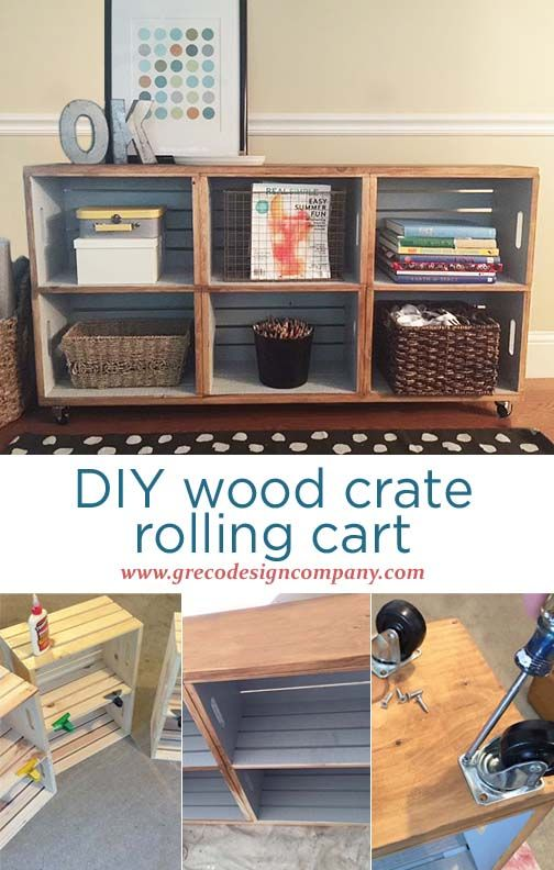 + best ideas about Wood crate furniture on Pinterest  Apartment