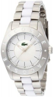 Relógio Women's Lacoste Biarritz Crystal Watch. 2000535 #Relogios #Lacoste