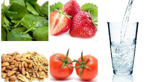 Food Anti Aging | Food | High antioxidant foods, Best foods for skin