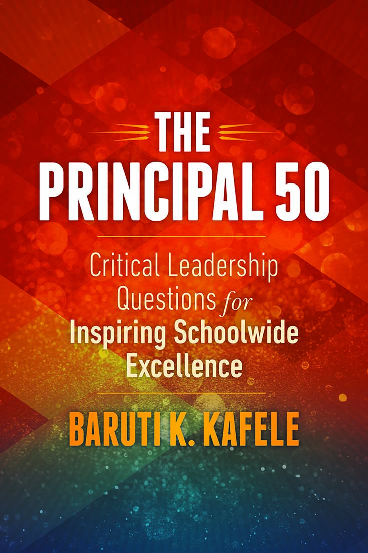 The Principal 50 guides motivated school leaders through 50 self-reflection exercises designed to yield a deeper understanding of the meaning behind the work that they do.