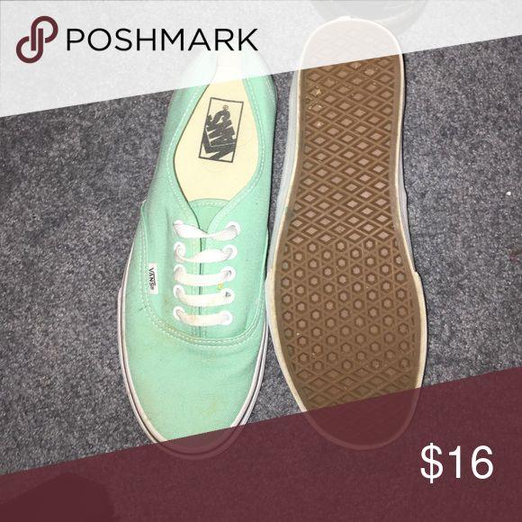 mint vans never worn Vans Shoes Sneakers