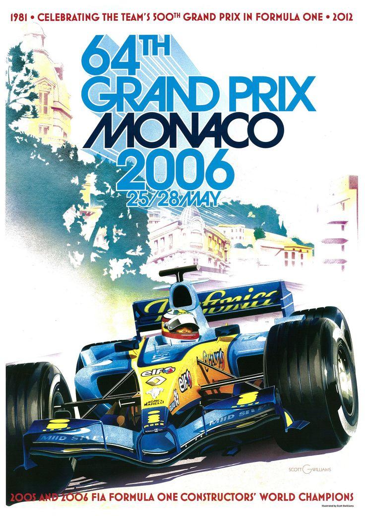 https://flic.kr/p/dtVw24 | 500 ème GP - monaco 2006 | blog.axisofoversteer.com/2012/11/lotus-f1-500-race-specia...