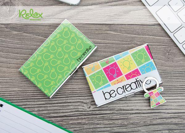 Az üzleti életben is adj a megjelenésre! Alkosd meg egyedi névjegykártyatartódat!