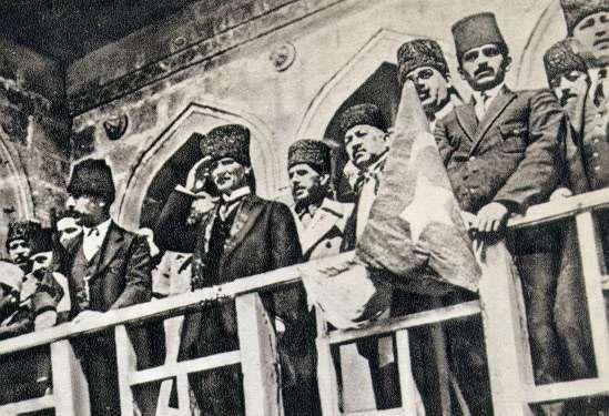 Resim Bul | Atatürk | Atatürk 9 Eylül 1922