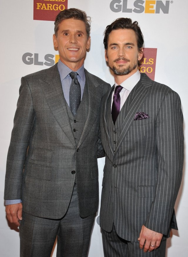 Simon Halls & Matt Bomer | Fav couples | Pinterest ...