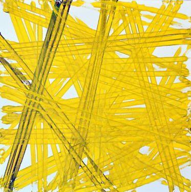 "Saatchi Art Artist Para Skevi; Painting, ""A State of Flux"" #art"