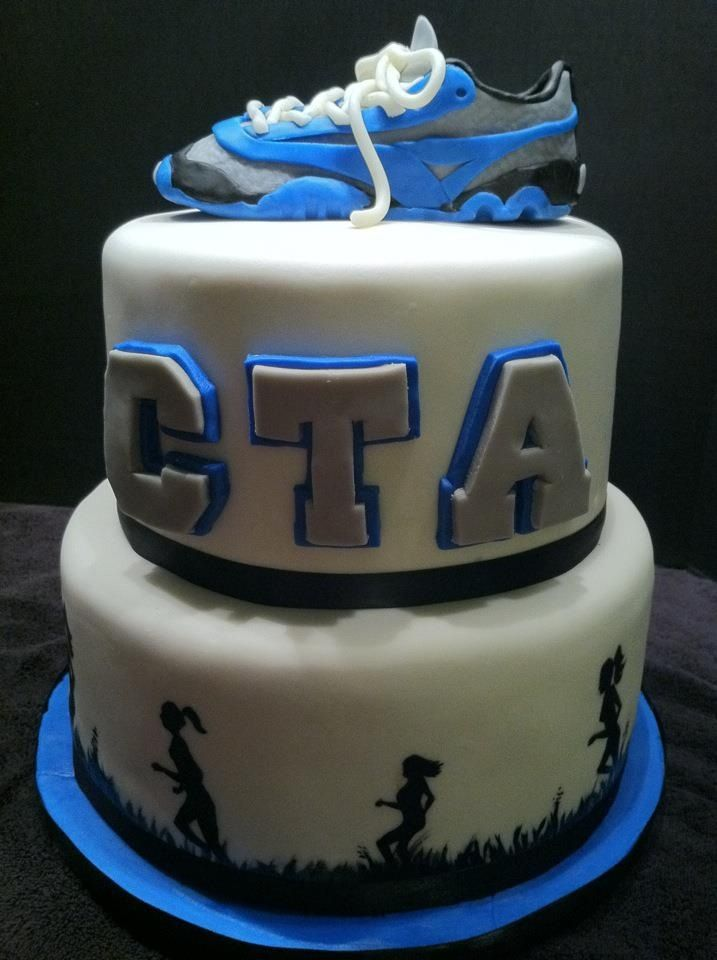 15 Best Images About Cross Country Cake Ideas On Pinterest