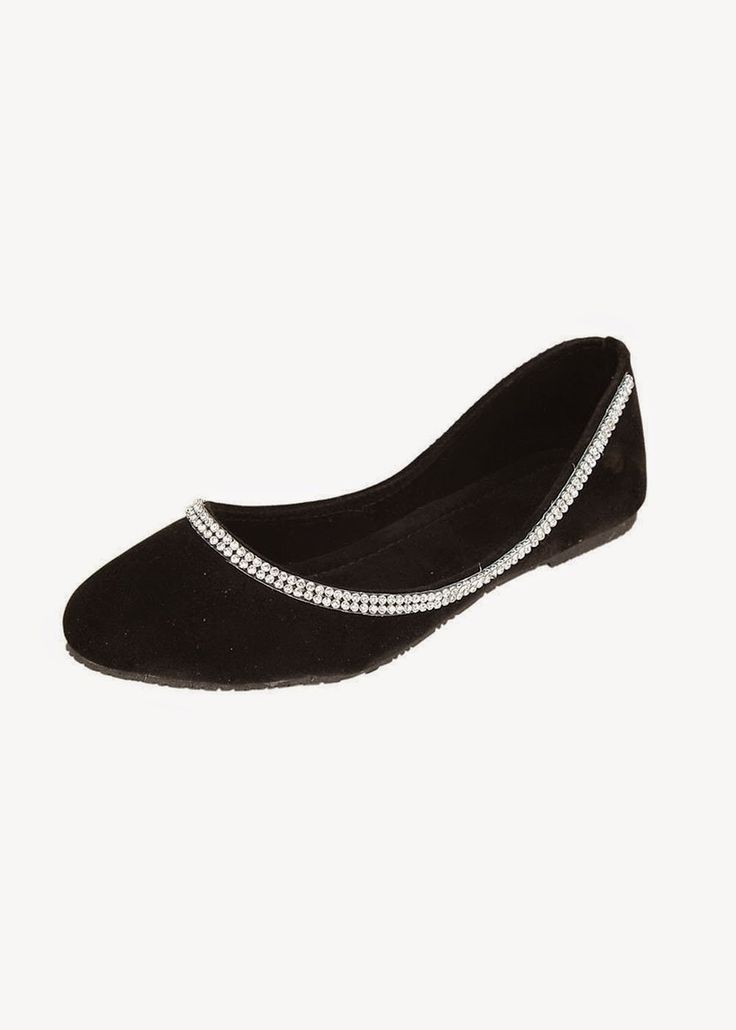 Sindhi Footwear Women Suede Bellies Price: 499.00 Inclusive of all taxes